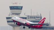 Flughafen Tegel soll saniert werden