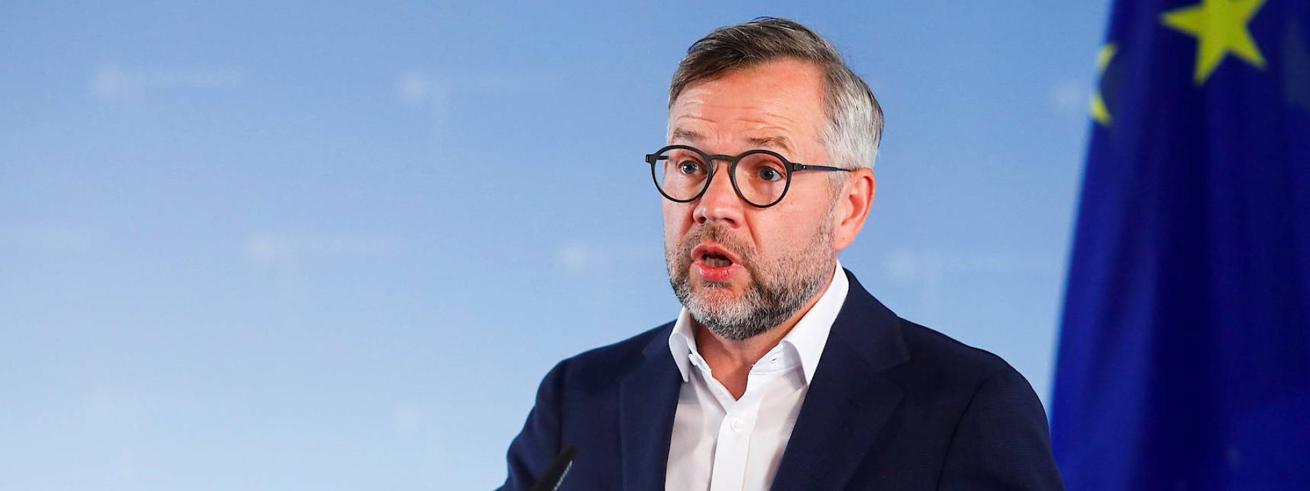 """""""Es geht um die Glaubwürdigkeit der EU"""""""