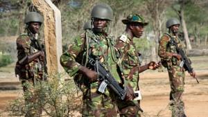 Frankreich bestreitet Eingreifen in Somalia