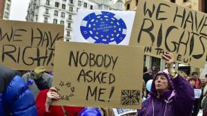 Britische Rentner wollen Spanier werden