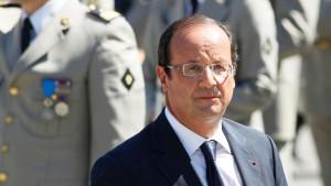 Washington bremst Hollande