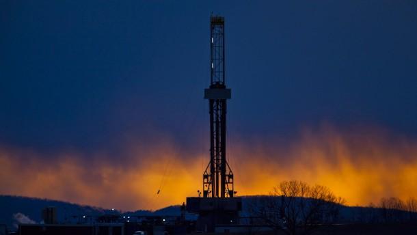 Frackingverbot, Meeresrauschen, Treibhausdealer
