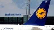 Die Lufthansa ist der wichtigste Kunde des Frankfurter Flughafens.