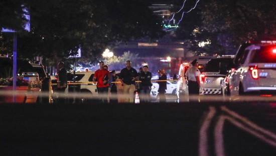 Angreifer erschießt neun Menschen in Ohio