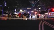 Die Polizei Dayton und das FBI ermitteln nach dem Angriff in Dayton, bei dem ein Mann neun Menschen tötete.