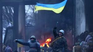 Ukrainisches Parlament berät über Amnestie