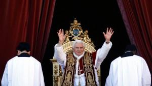 Papst fordert Frieden in Syrien