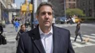 Früherer Anwalt von Donald Trump: Michael Cohen (Archivbild)
