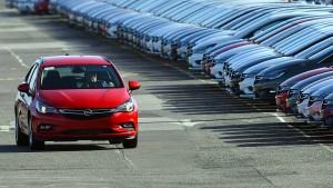 Nächste Diesel-Untersuchung bei Opel