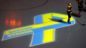 Ein Eishockey-Spiel der besonderen Emotionen
