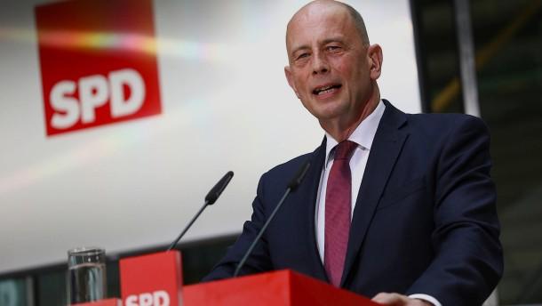 Tiefensee: SPD steht bereit, Verantwortung zu übernehmen