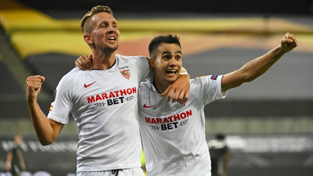 Sevilla zieht ins Europa-League-Finale ein