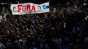 Portugal beschließt Korrektur des Staatshaushalts