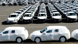 Strafzölle auf Autos