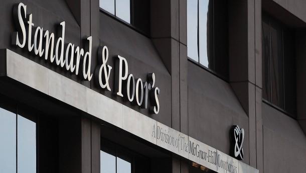 CSU will Regeln fuer Ratingagenturen weiter verschaerfen