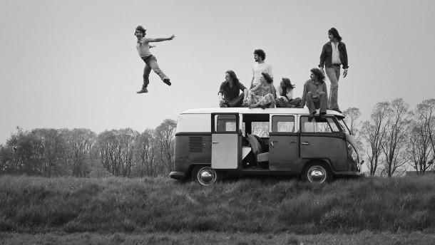 Das Rätsel der männlichen Teenagerseele von 1970