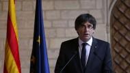 Kataloniens Regierung lehnt Neuwahlen ab