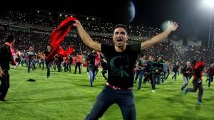 Der FC Barcelona Irans