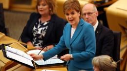 Schottisches Parlament lehnt Entwurf für Brexit-Gesetz ab