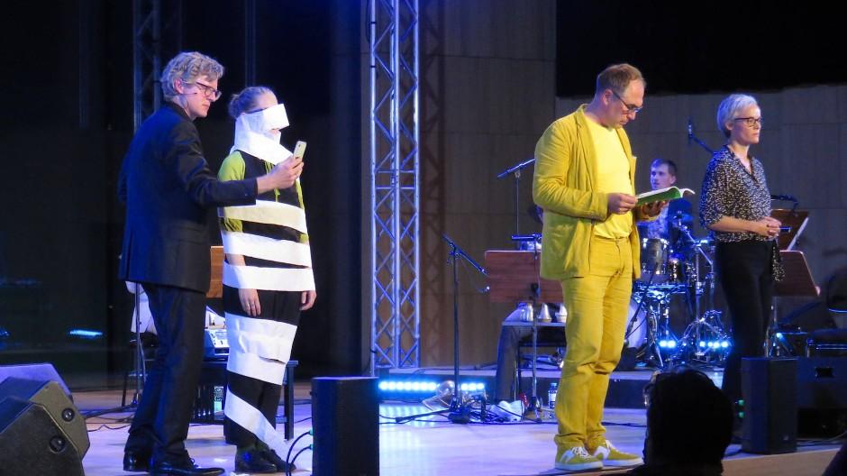 """Das Festival """"Klangspuren"""" in Schwaz"""