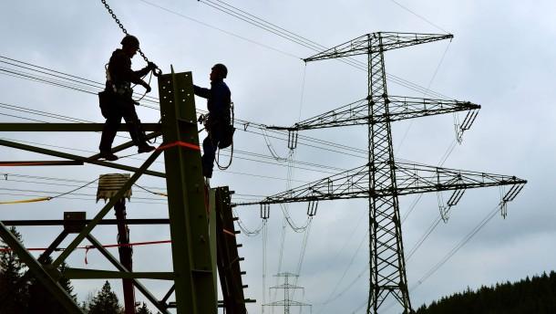 Anwohner sollen an Stromtrassen verdienen
