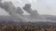 Syrische Armee erobert weiteres Stadtviertel