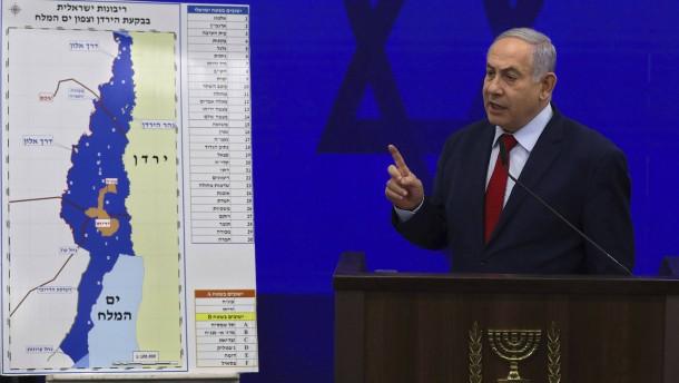 Saudi-Arabien und Türkei verurteilen Netanjahus Annexionspläne