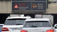 Feinstaubbelastung in Stuttgart über dem Grenzwert
