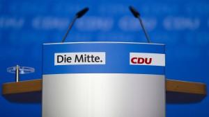 Wie die CDU zurück zu alter Stärke findet