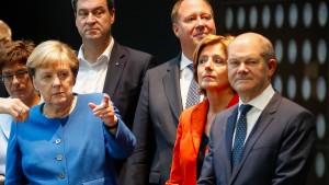 Kanzleramtschef verteidigt CO2-Preis-Pläne