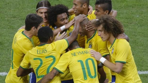 Brasilien ist Weltmeister
