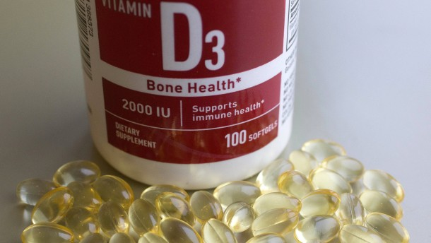Vitamin fürs Anti-Aging?