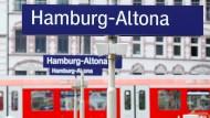 Der Kopfbahnhof Hamburg-Altona ist veraltet.