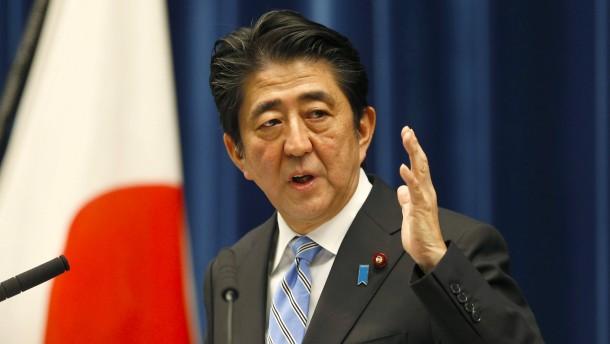 Abe kündigt vorgezogene Wahlen an