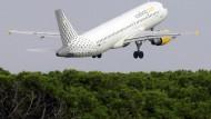 Neue Wettbewerber wie Vueling aus Barcelona drängen auf den europäischen Markt