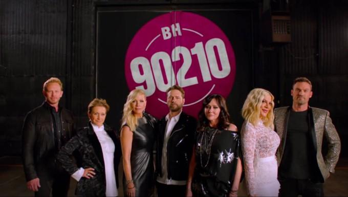 Serie Beverly Hills 90210 Demnächst Auf Tvnow