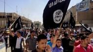 Irakische Islamistengruppe ISIS ruft Kalifat aus