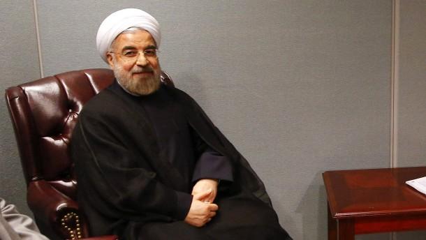 Iran will Atomkonflikt in drei Monaten klären