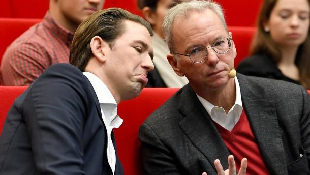 Österreich streitet über die Digitalsteuer
