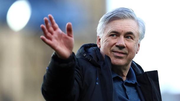 Carlo Ancelotti abermals Trainer von Real Madrid
