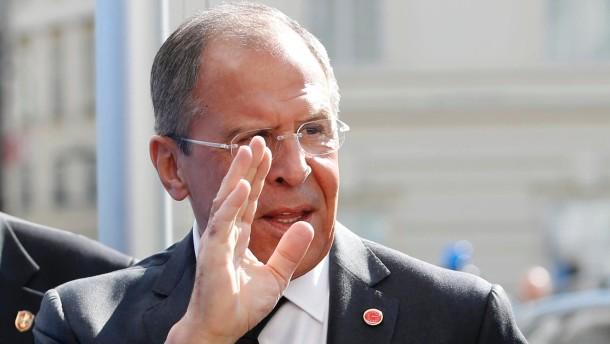 Außenminister dringen auf faire und freie wahlen in der ukraine