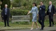 Spannender Zweikampf in Großbritannien