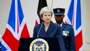 Islamist wegen Anschlagsplänen auf Theresa May verurteilt