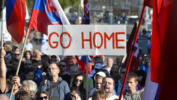 Slowakei weigert sich Muslime aufzunehmen