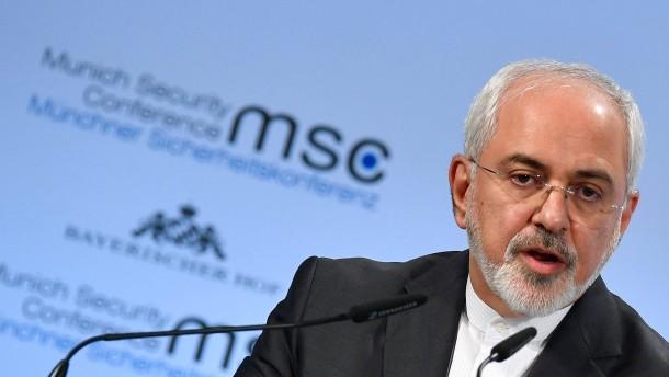 """Zarif bezeichnet Netanjahus Auftritt als """"Zirkus"""""""