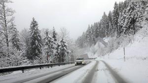 Tödlicher Lawinenunfall in Berchtesgaden