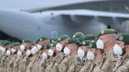 Veteranenverband fordert Afghanistan-Ehrung vor Reichstag