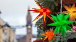 Weihnachtsmärkte nicht schon jetzt generell absagen