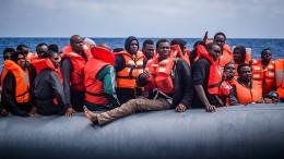 Wer nimmt die geretteten Flüchtlinge auf?