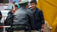 Mehr als 91.000 Asylsuchende im Januar